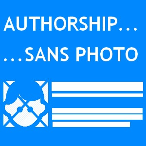 authorship sans photo
